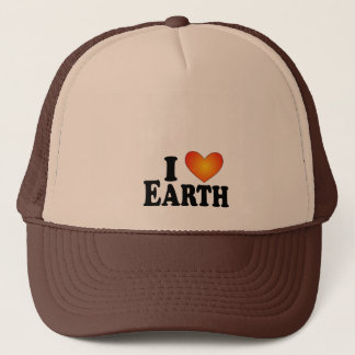 I (heart) Earth - Lite Mult-Products Trucker Hat