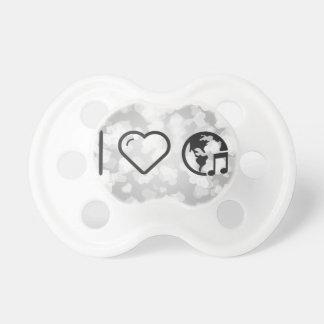 I Heart Earth Musics BooginHead Pacifier