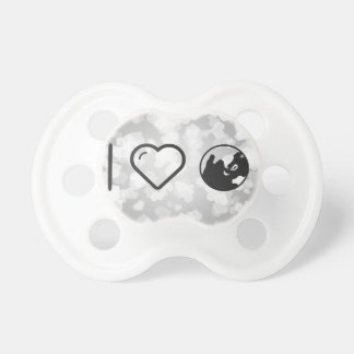 I Heart Earth Univers BooginHead Pacifier