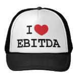 I (heart) EBITDA Mesh Hat
