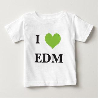 i heart EDM Baby T-Shirt