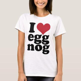 I Heart Eggnog T-Shirt
