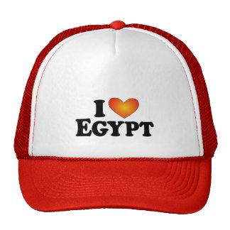 I (heart) Egypt - Lite Multi-Products Mesh Hat