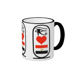 I Heart Egypt Coffee Mug