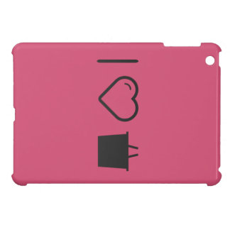 I Heart Electric Plugs iPad Mini Cover