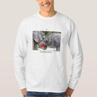 I(heart)elephants T-Shirt