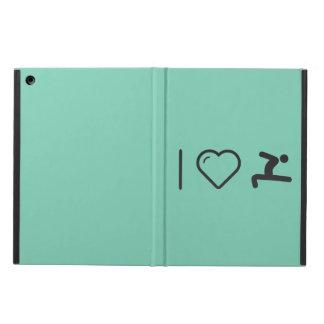 I Heart Elongations iPad Air Cases