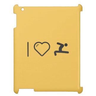 I Heart Elongations iPad Covers