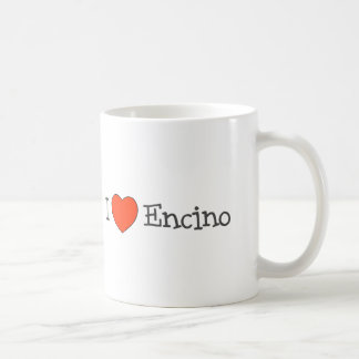 I Heart Encino Coffee Mug