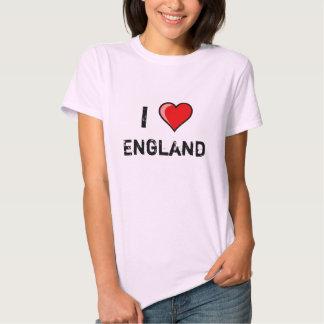 I heart England! Shirts