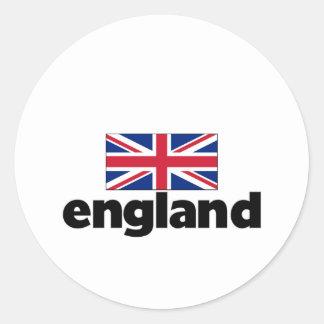 I HEART ENGLAND STICKERS