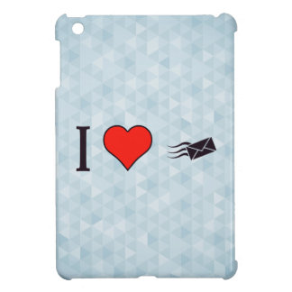 I Heart Envelopes iPad Mini Covers