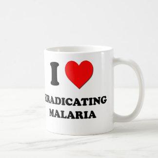 I Heart Eradicating Malaria Coffee Mug