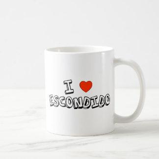 I Heart Escondido Coffee Mug