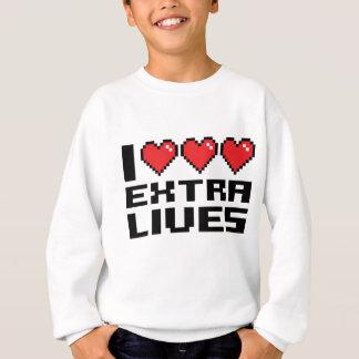 I Heart Extra Lives Sweatshirt