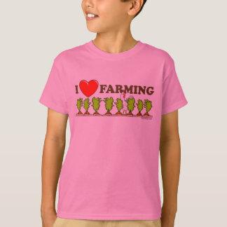 I Heart Farming T-Shirt