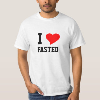 I Heart FASTED T-Shirt