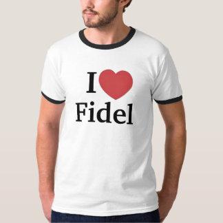 I (Heart) Fidel Shirts