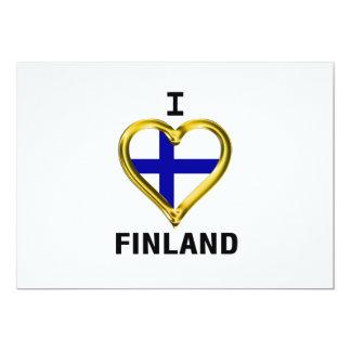 I HEART FINLAND CARD
