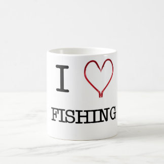 I [Heart] Fishing Mug