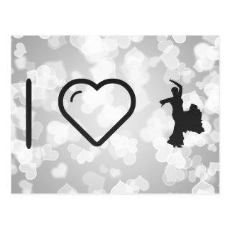 I Heart Flamenco Performs Postcard