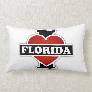 I Heart Florida Lumbar Pillow