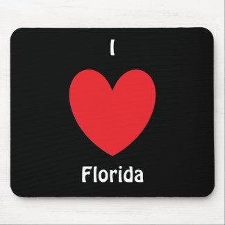 I Heart Florida Mousepad