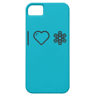 I Heart Flower Spotters iPhone 5 Cover
