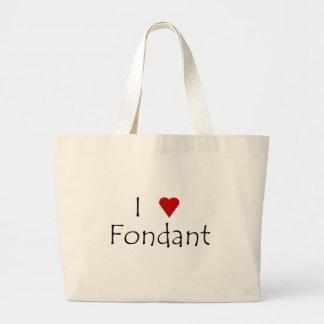 I Heart Fondant Bag