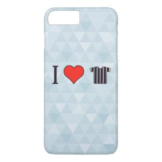 I Heart Football Shirts iPhone 8 Plus/7 Plus Case