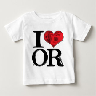 I (heart) fORtune Baby T-Shirt