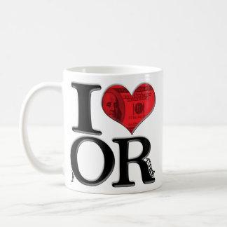 I (heart) fORtune Coffee Mug