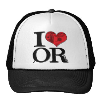 I (heart) fORtune Trucker Hat