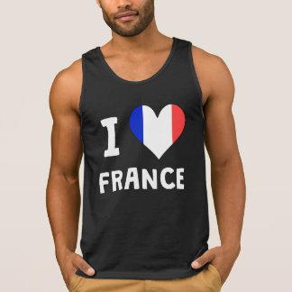 I Heart France Tank