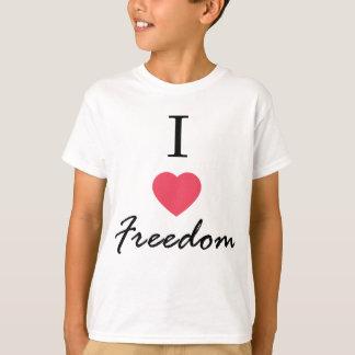 I heart Freedom.png T-Shirt