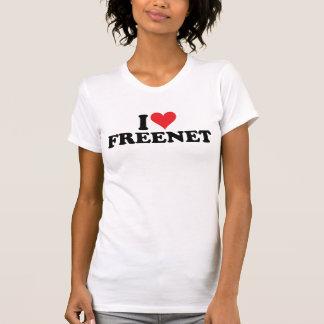 I Heart Freenet 1 T Shirts