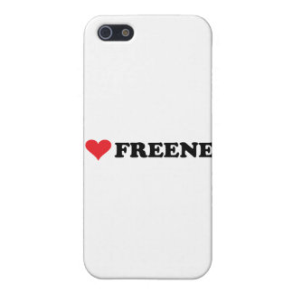 I Heart Freenet 2 Case For iPhone 5/5S