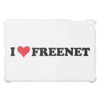 I Heart Freenet 2 Case For The iPad Mini