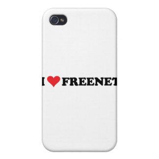I Heart Freenet 2 iPhone 4/4S Case