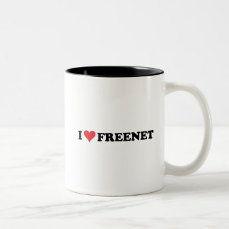 I Heart Freenet 2 Mug
