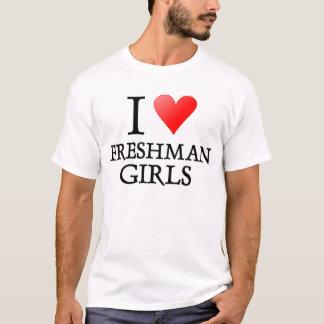 I heart freshman girls T-Shirt