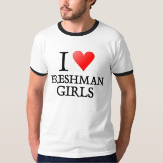 I heart freshman girls T-Shirt