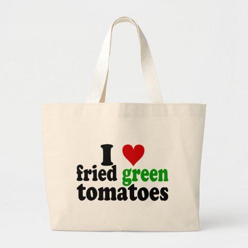 I Heart Fried Green Tomatoes Bag