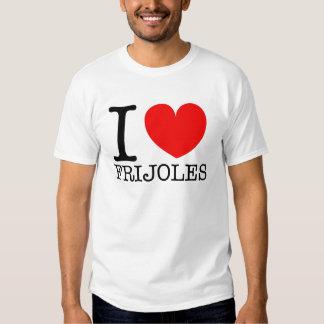 i heart FRIJOLES T Shirt