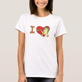 I heart frogs T-Shirt