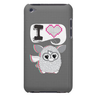 I Heart Furby Barely There iPod Cover