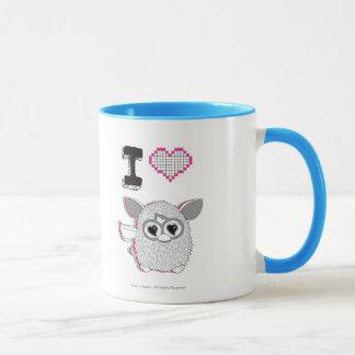 I Heart Furby Mug