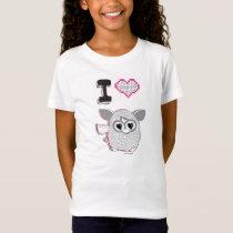 I Heart Furby T-Shirt