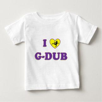 I Heart G-DUB Baby T-Shirt