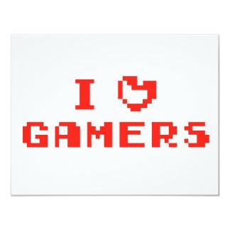 I Heart Gamers Card